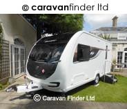 Swift Conqueror 480 2018 2 berth Caravan Thumbnail