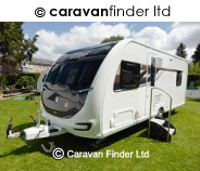 Swift Conqueror 560 2018 4 berth Caravan Thumbnail