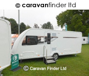 Swift Conqueror 580 2018 4 berth Caravan Thumbnail