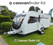 Swift Conqueror 645 2018 4 berth Caravan Thumbnail