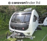 Swift Eccles 590 Including Lux Pack 2018 6 berth Caravan Thumbnail