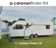 Swift Eccles 635 2018 4 berth Caravan Thumbnail