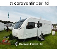 Swift Elegance 580 2018 4 berth Caravan Thumbnail