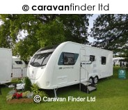 Swift Sprite Quattro EW 2018 6 berth Caravan Thumbnail