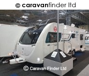 Swift Sprite Super Quattro FB 2018  Caravan Thumbnail
