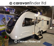 Swift  Eccles 635 AL 2019 4 berth Caravan Thumbnail