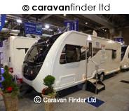 Swift Eccles 650 2019 4 berth Caravan Thumbnail