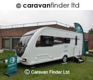 Swift Elegance 530  2019 4 berth Caravan Thumbnail