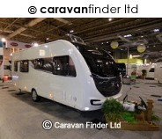 Swift Elegance 565  2019 4 berth Caravan Thumbnail