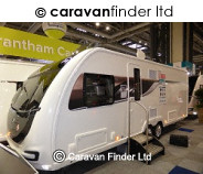 Swift  Elegance 645  2019 4 berth Caravan Thumbnail
