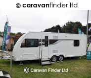 Swift  Elegance 650  2019 4 berth Caravan Thumbnail