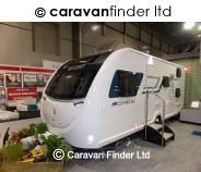 Swift Sprite Major 6 Diamond Pack 2019 6 berth Caravan Thumbnail