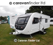 Swift Challenger x 865 2020 4 berth Caravan Thumbnail