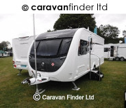 Swift Challenger X 880 AL 2020 4 berth Caravan Thumbnail