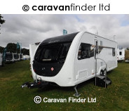 Swift Eccles X 835  2020 4 berth Caravan Thumbnail