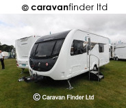 Swift Eccles X 865 2020 4 berth Caravan Thumbnail