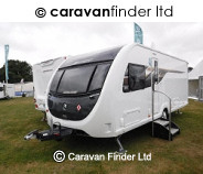 Swift Eccles X 880 2020 4 berth Caravan Thumbnail