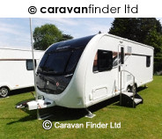 Swift Challenger X 835 2021 4 berth Caravan Thumbnail