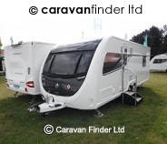 Swift Challenger X 850  2021 4 berth Caravan Thumbnail