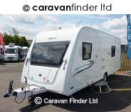 Xplore 574 2014 4 berth Caravan Thumbnail